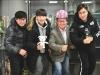 화성시장 채인석,  평창올림픽 참여한 화성시청 빙상팀 감독·선수 축하