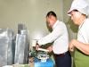 정동균 군수, 기업인협의회 월례조회 참석해 일본 수출규제 애로 청취