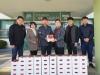홍성군 딸기연구회, 독거노인 위해 딸기 50박스 기부